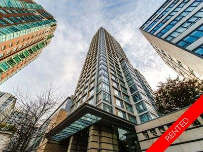 Downtown Vancouver Apartment for rent: Patina 1 bedroom 668 sq.ft. (Listed 2019-02-21)