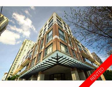 Yaletown Apartment for rent: Tribeca Lofts 1 bedroom 740 sq.ft. (Listed 2019-07-15)