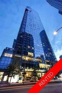 Downtown/Coal Harbour Apartment for rent:  1 bedroom 671 sq.ft. (Listed 2018-09-01)