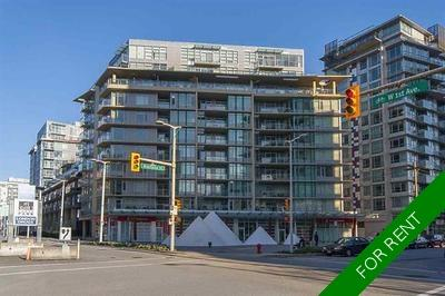 Olympic Village Apartment for rent: The One 2 bedroom 803 sq.ft. (Listed 2020-04-01)