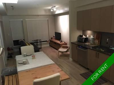Richmond Apartment for rent: Parc Riviera 1 bedroom 607 sq.ft. (Listed 2020-04-01)