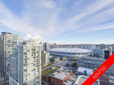Yaletown Subpenthouse for rent: ROSEDALE GARDEN 3 bedroom 970 sq.ft. (Listed 2020-09-18)