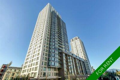 Renfrew-Collingwood Condo for rent: Wall Centre Central Park 1 bedroom 650 sq.ft. (Listed 2021-01-01)