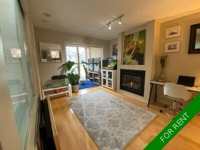 Yaletown Condo for rent: Modrian  1 bedroom 567 sq.ft. (Listed 2021-02-01)